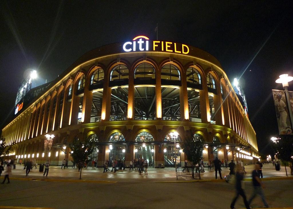 New York Mets Stadium Food