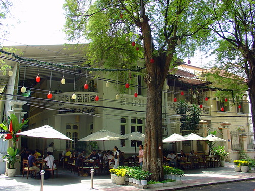Chi City Cafe Taro