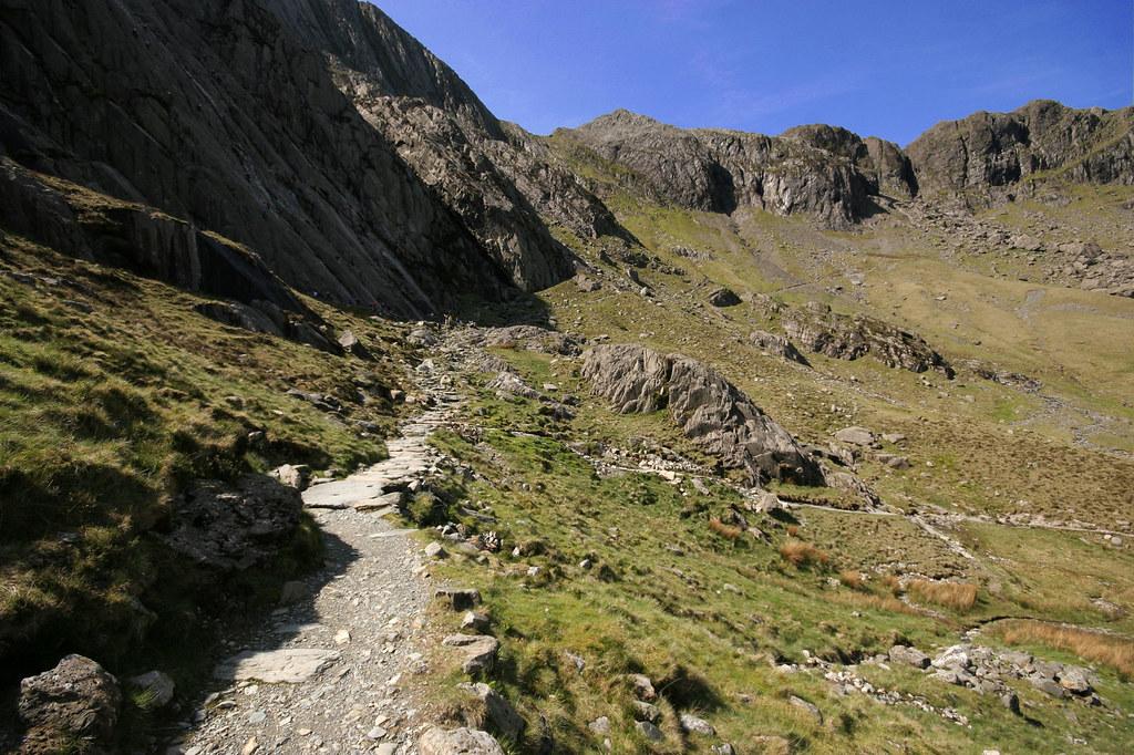 Cwm Idwal Snowdonia North Wales Cwm Idwal Is A Hanging