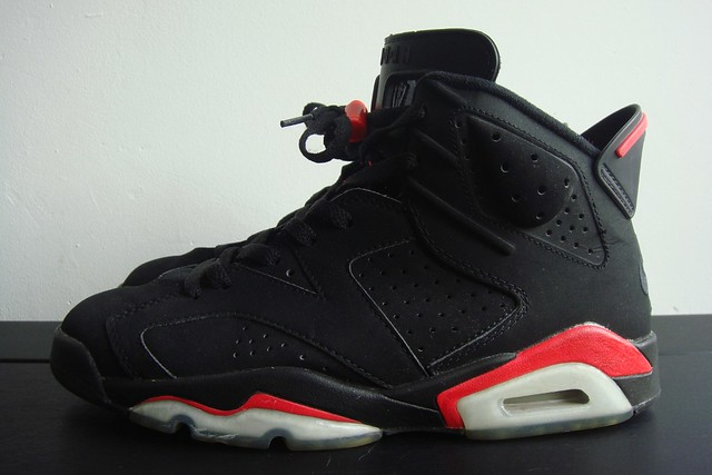 8c52d2fad3d6 ... closeout nike air jordan vi retro infrared by cali030 e4f96 6d3d0