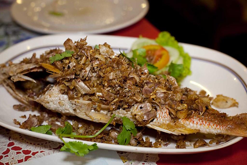 Pattaya Thai Restaurant Menu Mount Pleasant