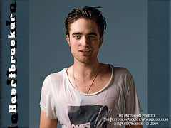 Wallpaper:  Robert Pattinson:  Heartbreaker [1024 x 768] | by PattinsonProject