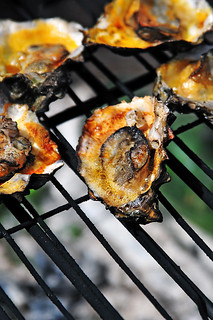BBQ Oysters | by Rachel Valley