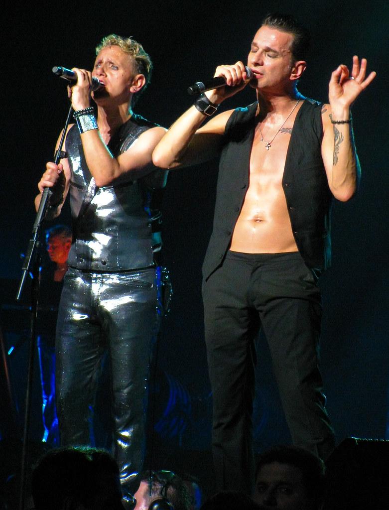 Depeche Mode Concert Montreal 2009 Depeche Mode Concert