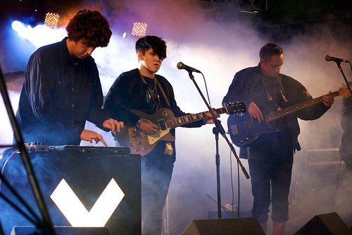 The xx at Reading Festival 2009 | by David Emery