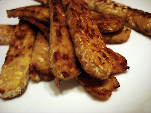 how to cook tempeh bacon