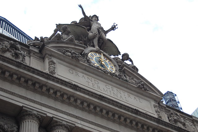 hermes statue grand central - 500×333
