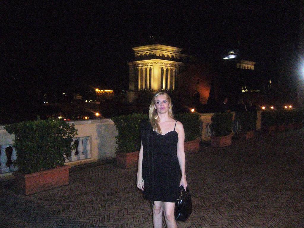 Beatrice Feo Filangeri-Roma Terrazza Caffarelli-Campidogli… | Flickr