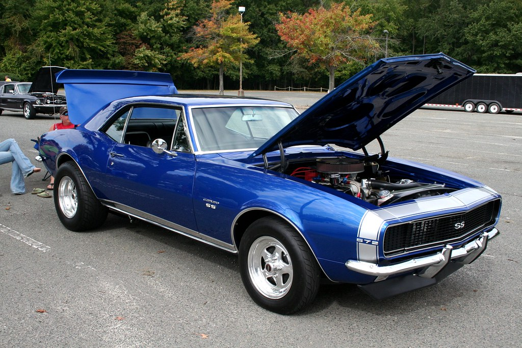 Chevy Camaro with a 572 Crate Motor | I have older pics of t… | Flickr