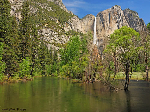 Upper Yosemite Falls | by iCamPix.Net