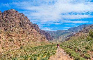 """Jordan Trail, el """"camino de Santiago"""" de Jordania"""