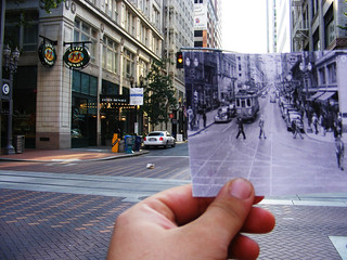 Portland Oregon, Then and now | by Tinflower