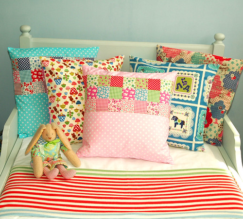 kids pillows | by Holland Fabric House