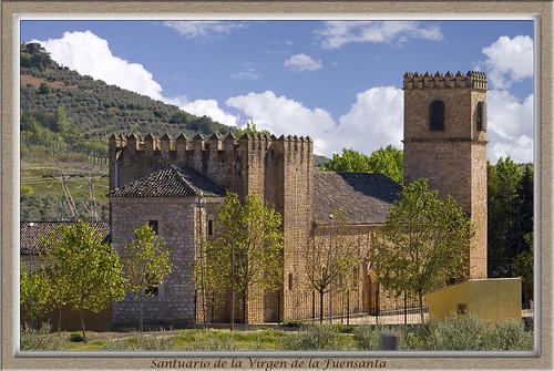 Villanueva Del Arzobispo Ja 233 N Santuario De La Virgen De
