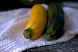 yellow and green zucchini | by smitten kitchen
