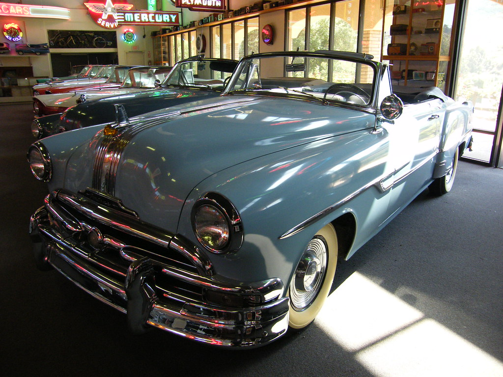 1953 Pontiac Chieftain De Luxe 8 Tom Donohue Flickr Sedan By Bagel