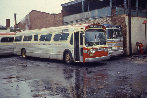 19700202 14 Lincoln Transit Co., Atlantic City, NJ | by davidwilson1949