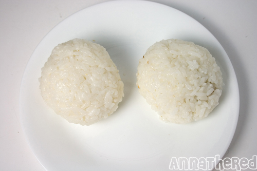 How to make sheep rice ball | by AnnaTheRed