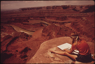 The View from Dead Horse Point: Canyonlands and the Colorado River, 05/1972 | by The U.S. National Archives