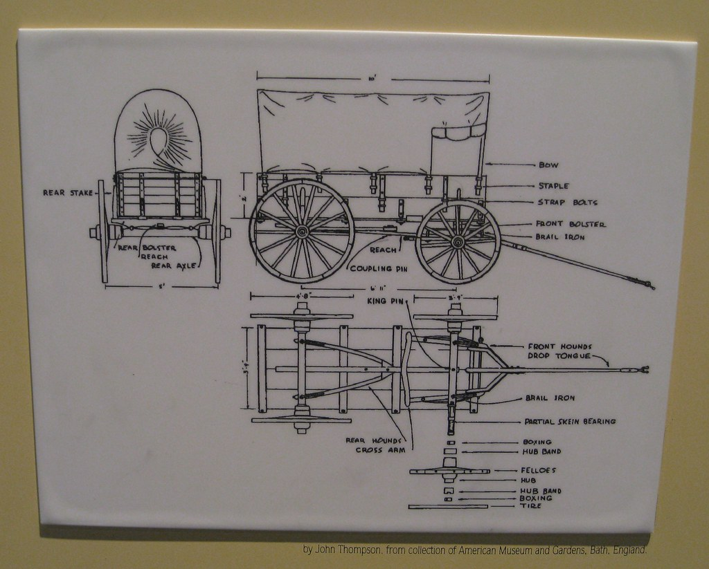 diagram of conestoga wagon  diagram  get free image about