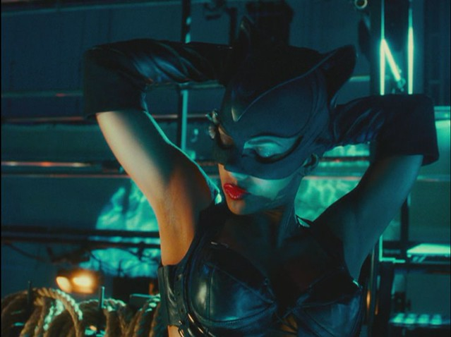 Halle Berry -- Catwoman  A Screencap From The Movie -3313