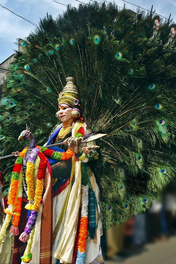 Festival Of Speed >> Peacock Man ! Onam in Kerala | Onam in Kerala is the most ...