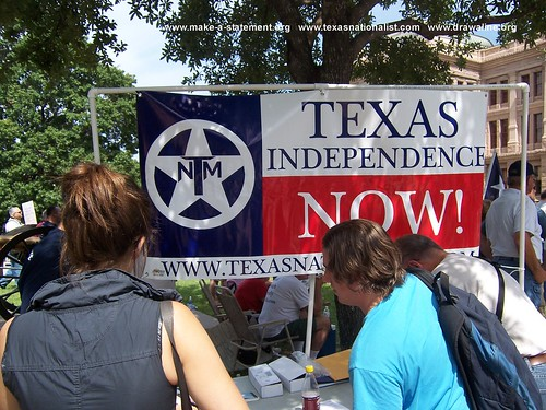 Sovereignty or Secession Rally in Austin, TX. 08-29-09 | by sylvester75117