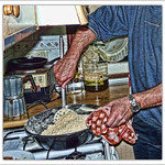 Cocinando gachas