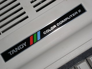 Tandy Color Computer 2 | by moparx