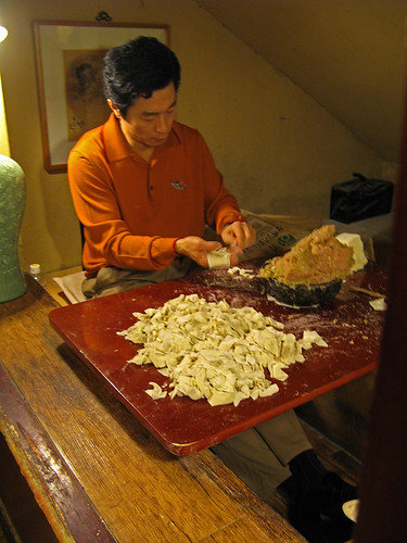 Deft dumpling making | by annamatic3000