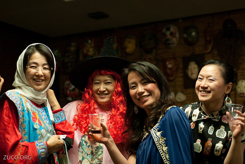 Invisible Gaijin Halloween Party | by Peter Zuco
