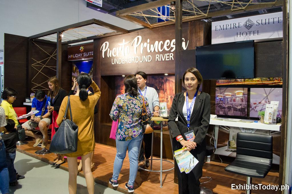 Puerto Princesa Exhibit Stand