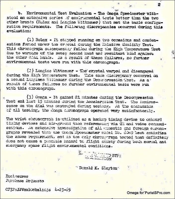 NASA approved: verdades, mentiras y otros relojes espaciales. parte ...