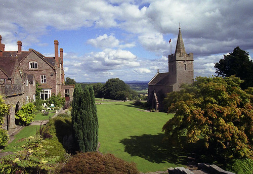 Dinmore Manor Herefordshire Once A Preceptory Of The
