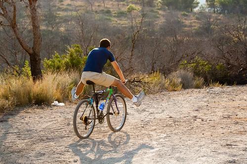 Haciendo el indio con la bici ii luis perez flickr - Haciendo el indio ...