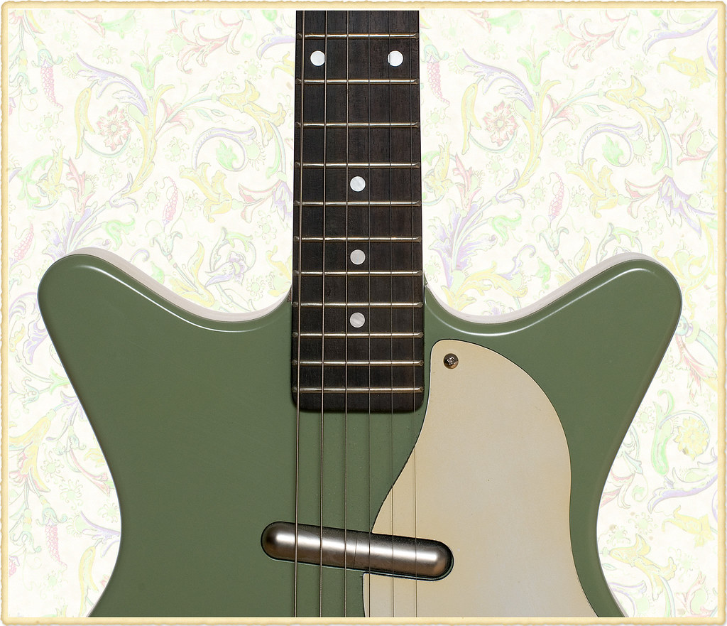 Danelectro 59 Dano One Of My Main Guitars Along With The Flickr