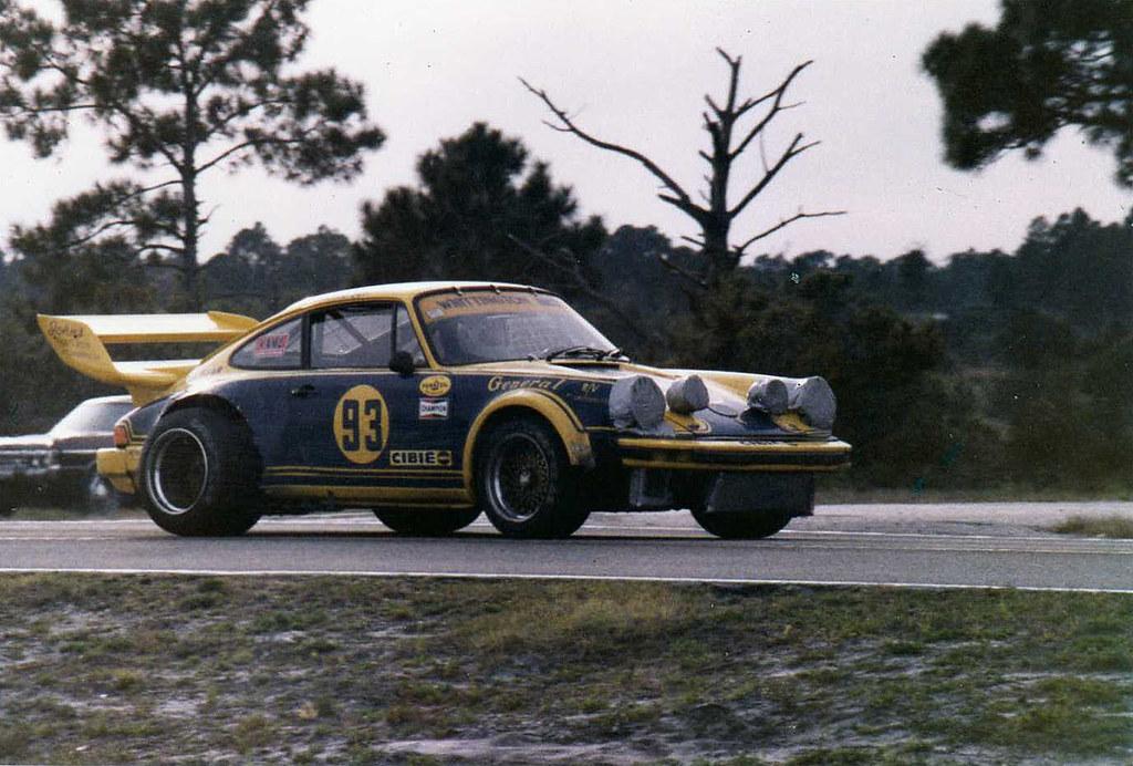 New Porsche >> Porsche 934/5   IMSA 12 Hours of Sebring 1978 Whittington / …   Flickr