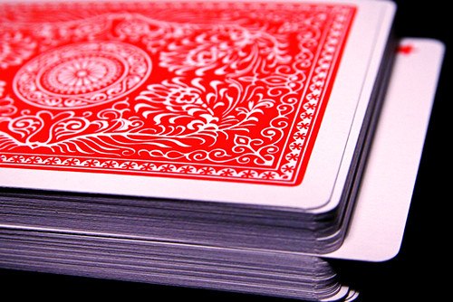Card Deck Trick Magic Macro 10-19-09 1 | by stevendepolo