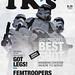 Stormtrooper TK's Magazine Cover.