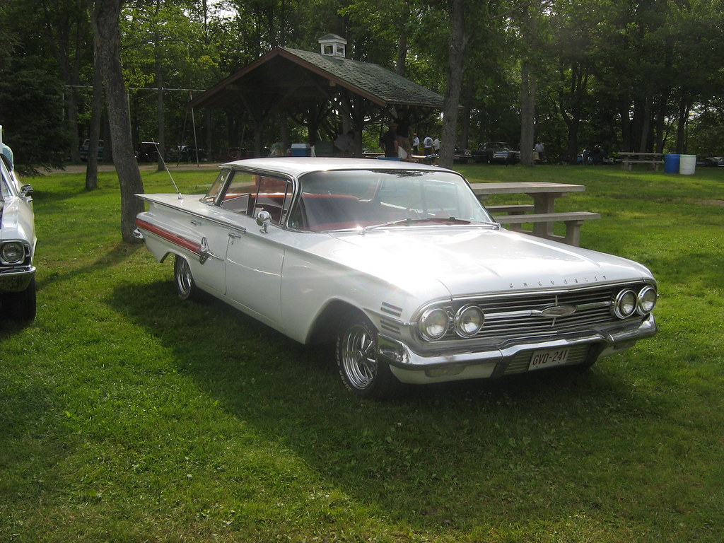1960 Chevrolet Impala 4 Door Hardtop This Is One Of More T Flickr