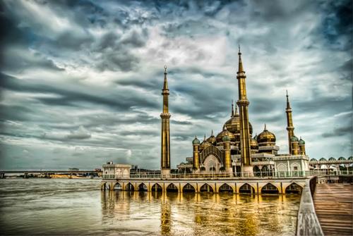 Homestay Masjid Kristal Masjid Kristal Terengganu
