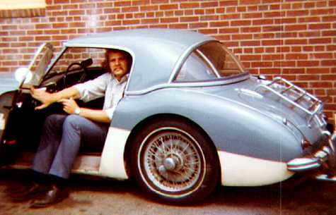 my 59 Austin Healey 3000 |