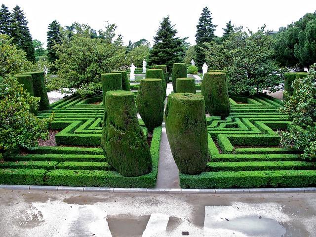 Jardines de sabatini flickr photo sharing for Jardines sabatini