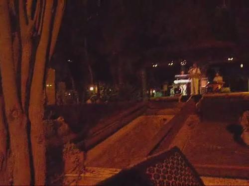 جزيره كيش خرداد 88 رستوران روباز پاياب