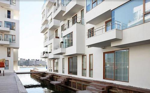 Sea Front Building Details