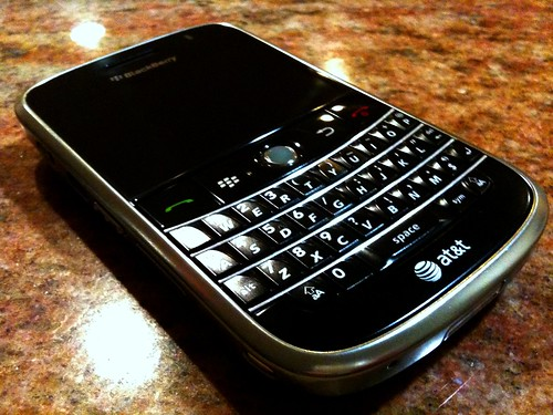 Blackberry Bold for the win | by Ninja M.