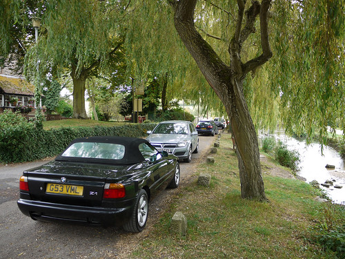 BMW Z1, Sutton Poyntz, Dorset | by Brett Patterson