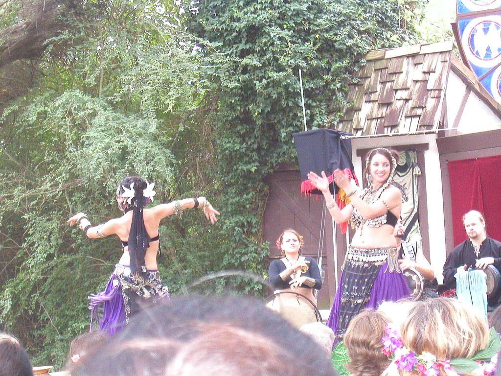 Houston Renaissance Festival 10122009 76 Gypsy Belly Dan