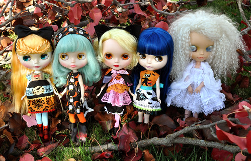 Dolly Halloween | by nillakitty