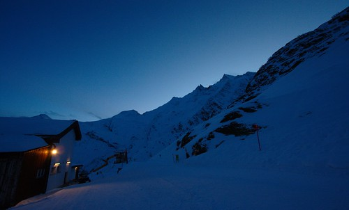 Saas Fee: Hannig Alp | by blacklord
